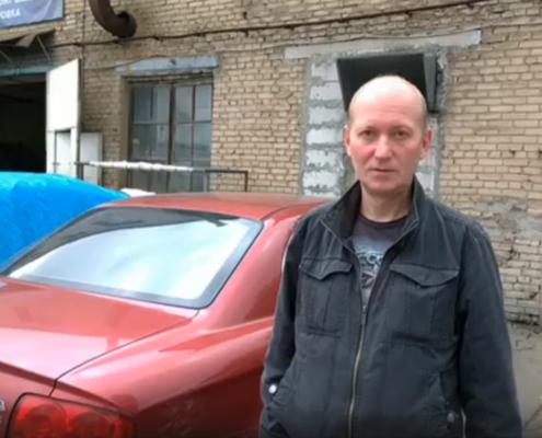 видеоотзыв клиента о нашем автосервисе