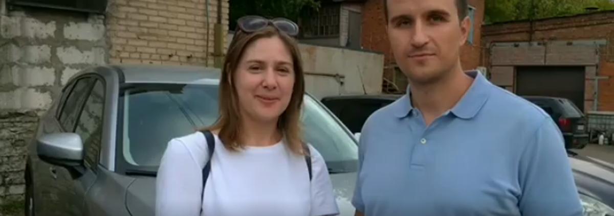 видеоотзыв о ремонте кремпления противотуманной фары в нашем автосервисе