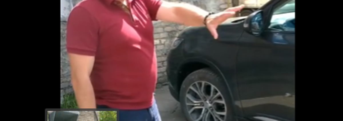 Видеоотзыв о автосервисе
